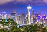 Seattle, Washington, USA Skyline - 222800768