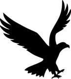 Eagle silhouette tatoo