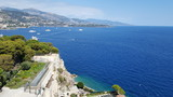 Sea view of Monaco city - 222818910