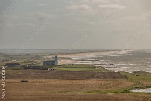 Foto Murales Steilküste in Dänemark
