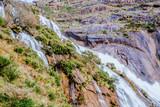 Ezaro, A Coruna, Galicia, Spain: Ezaro waterfall - 222839583