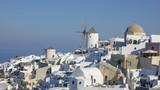 Oia village in Santorini - 222863330
