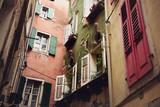Old colorful buildings in Piran, Slovenia - 222868969