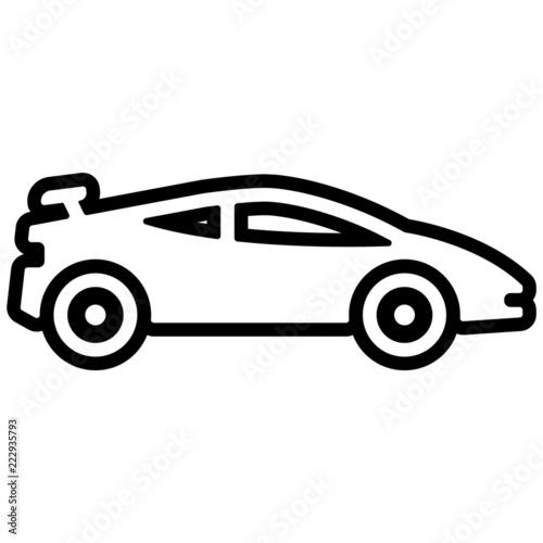 Icon - Sportwagen
