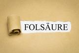 Folsäure - 222946103