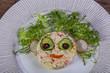 Kids menu - salad - 222949504