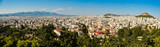 panorama of athenes - 222969965