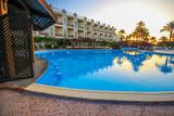 Resort in Hurghada at morning. Egypt - 222975134