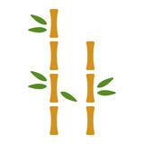 Meditation & Yoga Icon - Bambus