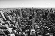 Aerial view of Manhattan, New York City, USA - 223004973