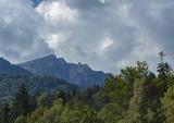 mountains west of Sinaia, Romania
