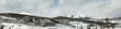 winter mountain panorama - 223030392