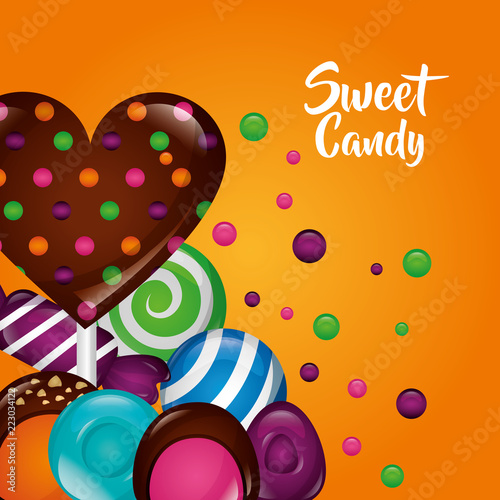 sweet candy concept - 223034122