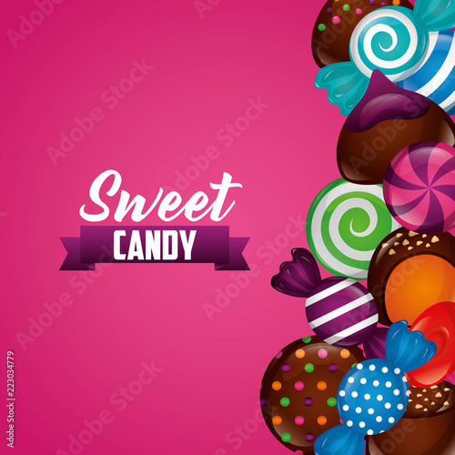 sweet candy concept - 223034779