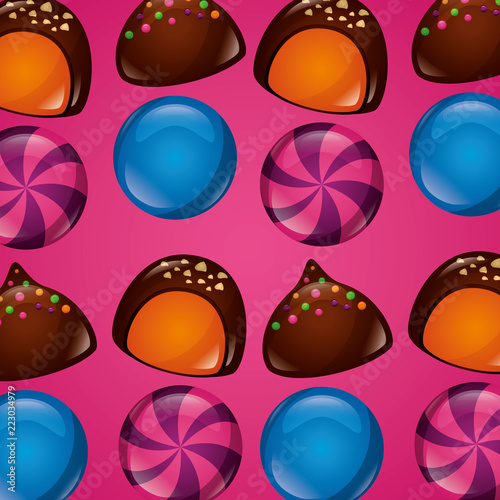 sweet candy concept - 223034979