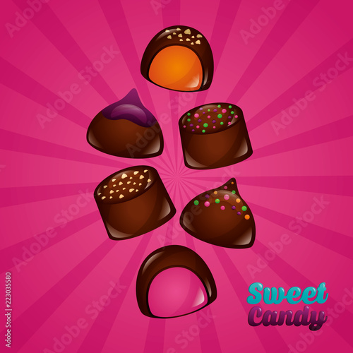 sweet candy concept - 223035580