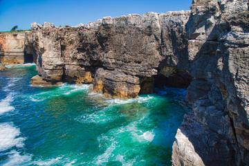 Cascais, Cabo da Roca scenic shore line