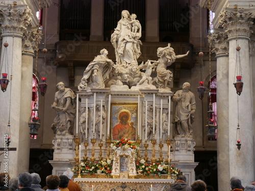 Venezia - Basilica di Santa Maria della Salute o  Chiesa della Salute - 223070125