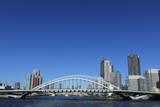 東京 隅田川 風景