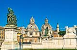 Church of Santa Maria di Loreto in Rome, Italy - 223099519