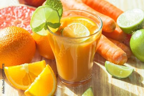 Citrus Drink - 223105978