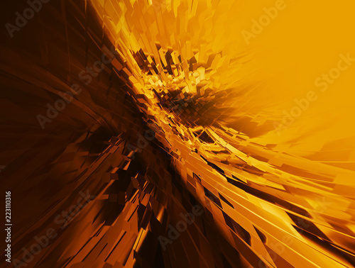 Abstract  illustration background for design - 223110316