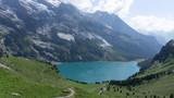Öschinensee, Kandersteg in der Schweiz - 223132523