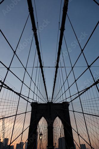 most-brooklinski-w-kolorze
