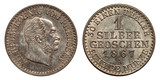 Deutschland Preussen Wilhelm 1 Silbergroschen 1867 - 223144100