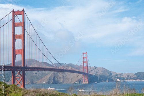 Golden Gate Brodge - 223151350