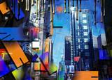 City Architecture Artwork - 223153778