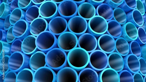 Poster Background of Pipes