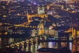 Charles bridge in Prague - Czech Republic - 223161124