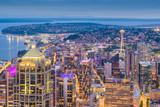 Seattle, Washington, USA Skyline - 223171136