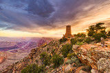 Desert View Watchtower on the Grand Canyon - 223171192