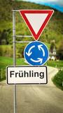 Schild 364 - Frühling - 223178174