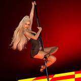Stripper Pole Dancer - 223181344
