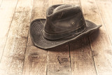 wheathered outback hat - 223190185