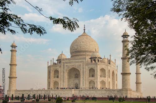 Foto Murales Taj Mahal looking majestic