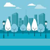 City park scenery - 223231792