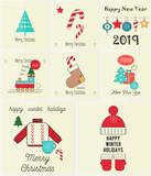 Christmas Cards Set - 223235551