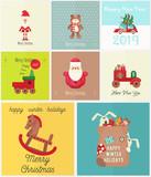 Christmas Cards Set - 223235578