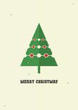 Merry Christmas Greeting Card - 223235585