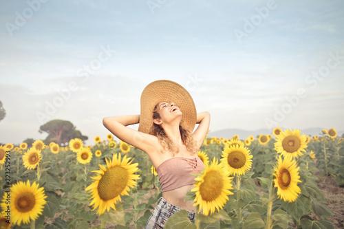 Foto Murales Freedom of summer