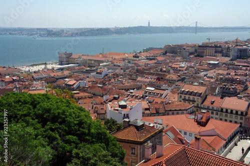 Panorama Lizbony, Portugalia
