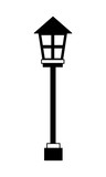 lamp park isolated icon - 223317735