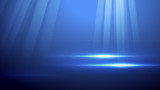 Abstract blue light and shade creative background. Vector illustration. - 223323918