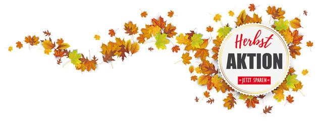 Banner Herbstaktion jetzt sparen