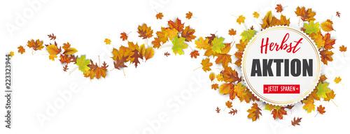 Banner Herbstaktion jetzt sparen - 223323944
