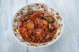 Eggplant in Tatar style - 223329329
